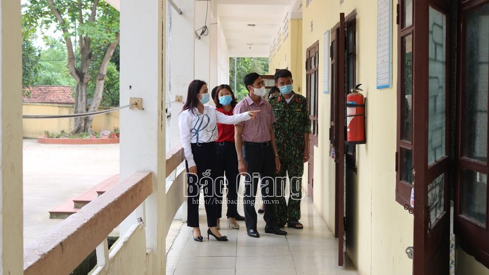 Lục Nam, ủng hộ phòng chống dịch Covid-19, Phòng dịch Covid-19, Dịch Covid-19, Bắc Giang