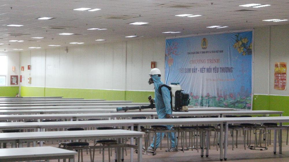Chủ tịch UBND tỉnh Lê Ánh Dương, Khu công nghiệp Việt Yên, Bắc Giang, phòng, chống dịch covid-19, bệnh nhân mắc Covid-19