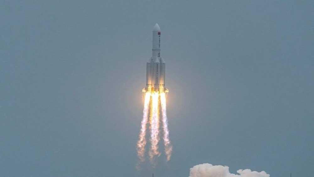 Tên lửa Trung Quốc rơi xuống Ấn Độ Dương, thế giới 'thở phào'