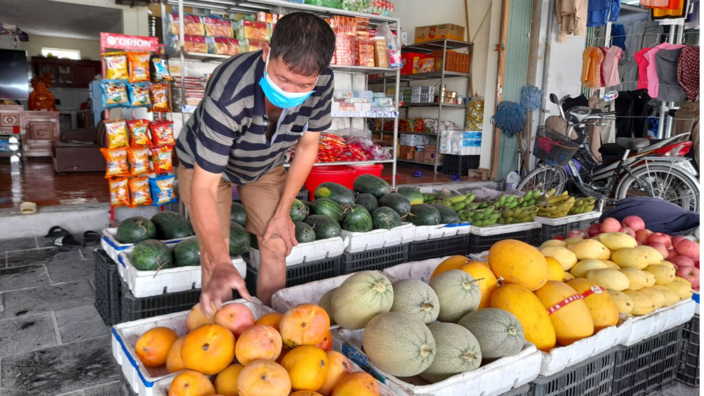 Bắc Giang, nông sản Bắc Giang, găm hàng, tăng giá