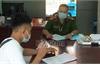 Lục Nam: Cố tình vượt chốt kiểm soát dịch, một trường hợp bị xử lý