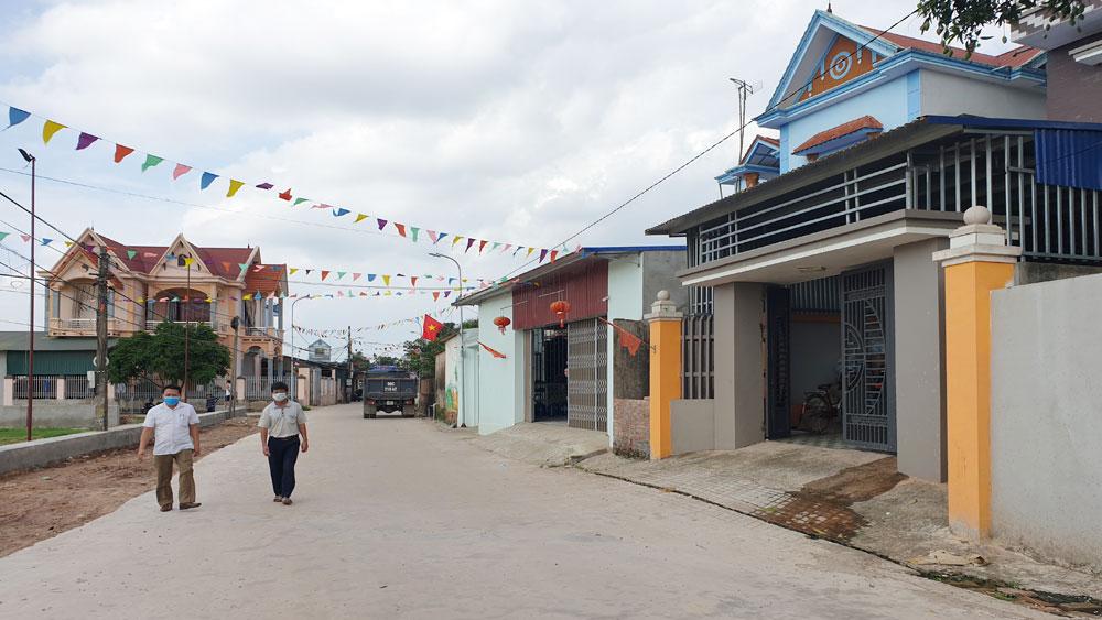 Dân vận khéo, nông thôn mới kiểu mẫu, Bắc Giang, Lạng Giang