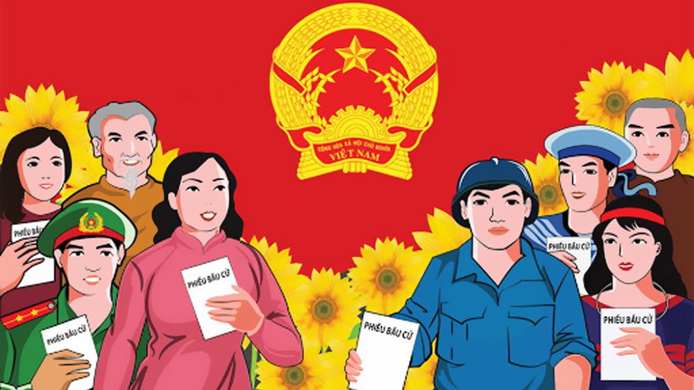 Chương trình hành động của các ứng cử viên ĐBQH khóa XV khu vực tỉnh Bắc Giang