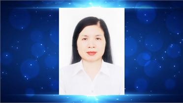 Chương trình hành động của ứng cử viên ĐBQH khóa XV Nguyễn Thị Nhung