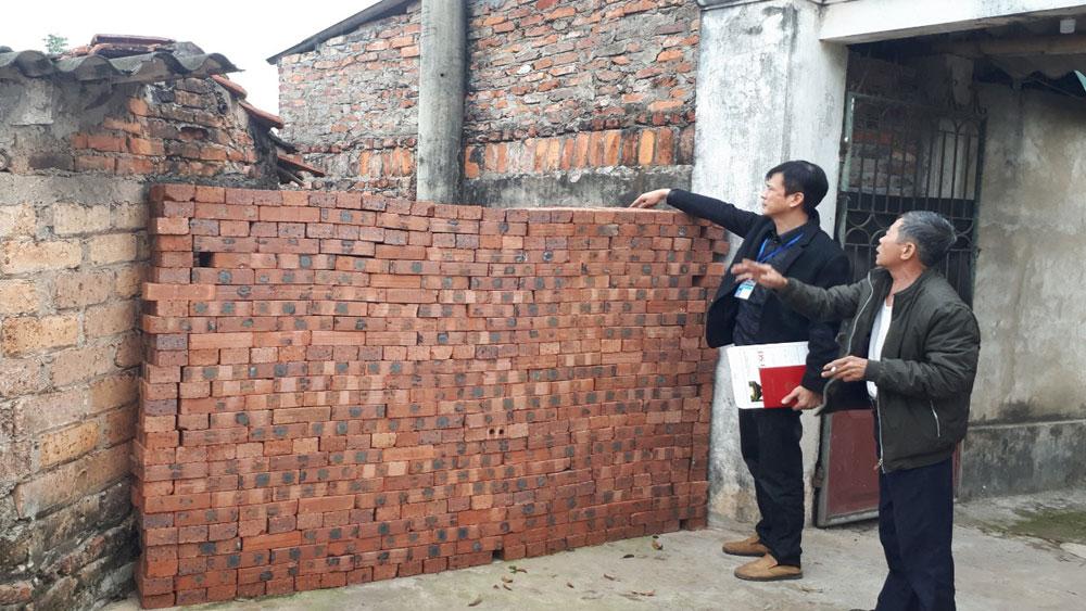 Thị trấn Vôi (Lạng Giang): Tranh chấp đường thoát nước, lộ việc giao đất trái quy định