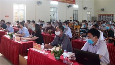 Bắc Giang: Khuyến khích tổ chức tiếp xúc cử tri bằng hình thức trực tuyến