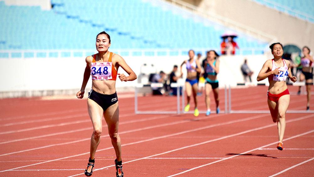 Vietnam, athletics star, Olympic invitation slot, Vietnamese athlete Quach Thi Lan, top sprinters, national athletics team