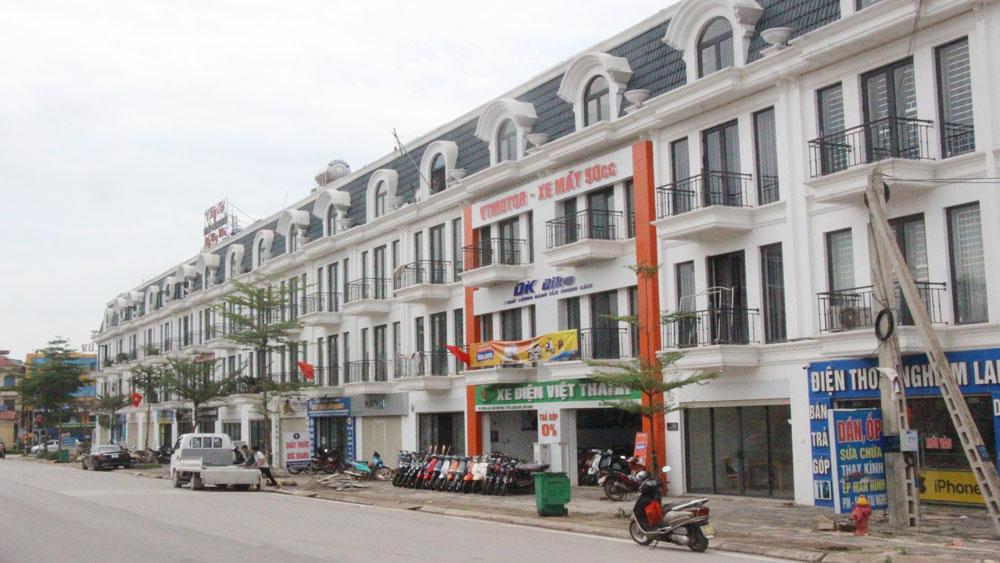 bất động sản, đất đai, Bắc Giang, đấu giá đất, chung cư, đất nền, khu đô thị, khi dân cư