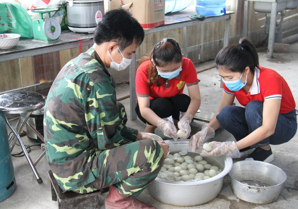 Bắc Giang, Việt Yên, Covid-19, cách ly