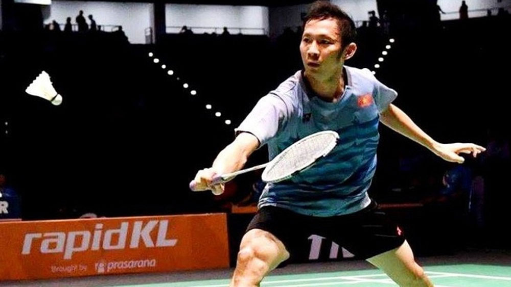 Vietnam, two badminton spots, Tokyo 2020, Olympic Games, Nguyen Tien Minh, Nguyen Thuy Linh