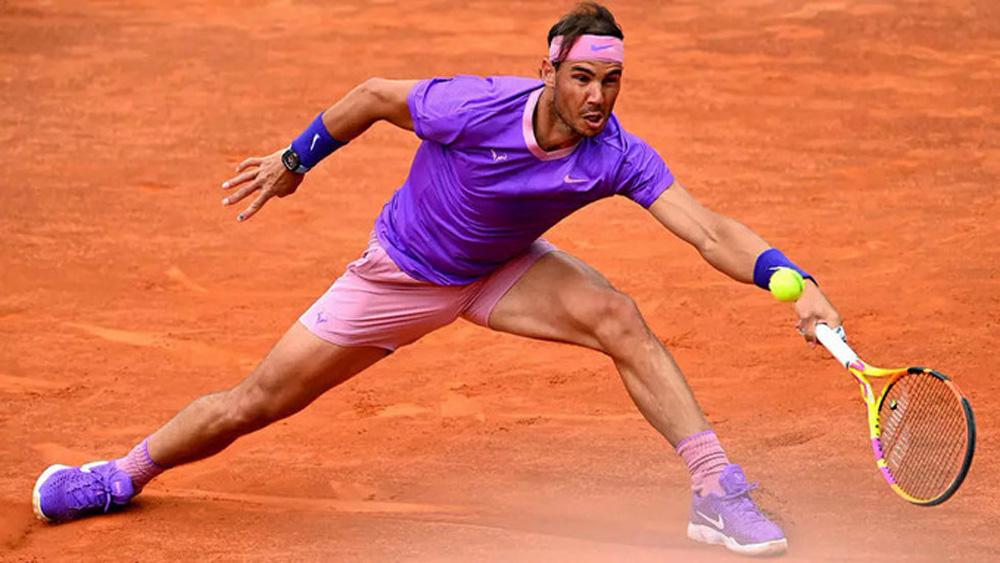 Nadal,Rome Masters,Zverev