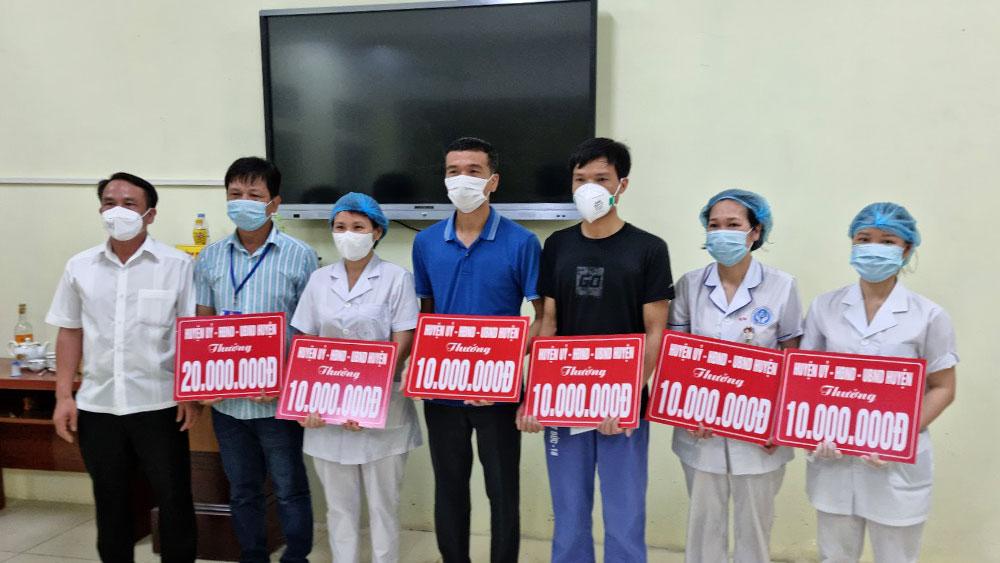 Bắc Giang, ủng hộ, việt yên, mttq, phòng dịch