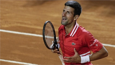 Djokovic đấu Nadal ở chung kết Rome Masters