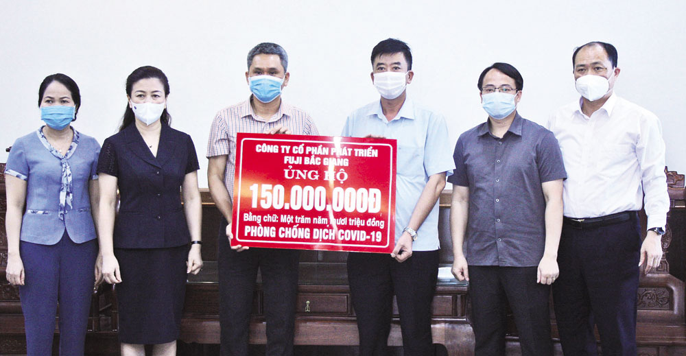 Joint efforts, Bac Giang province, disease prevention and control, Covid-19 pandemic, community transmission