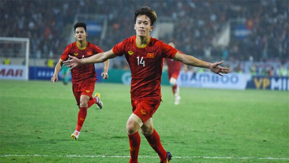 Vietnam, first seeded group, U23 Asian Cup qualifiers, group stage, team performance,  round-robin basis, runners-up