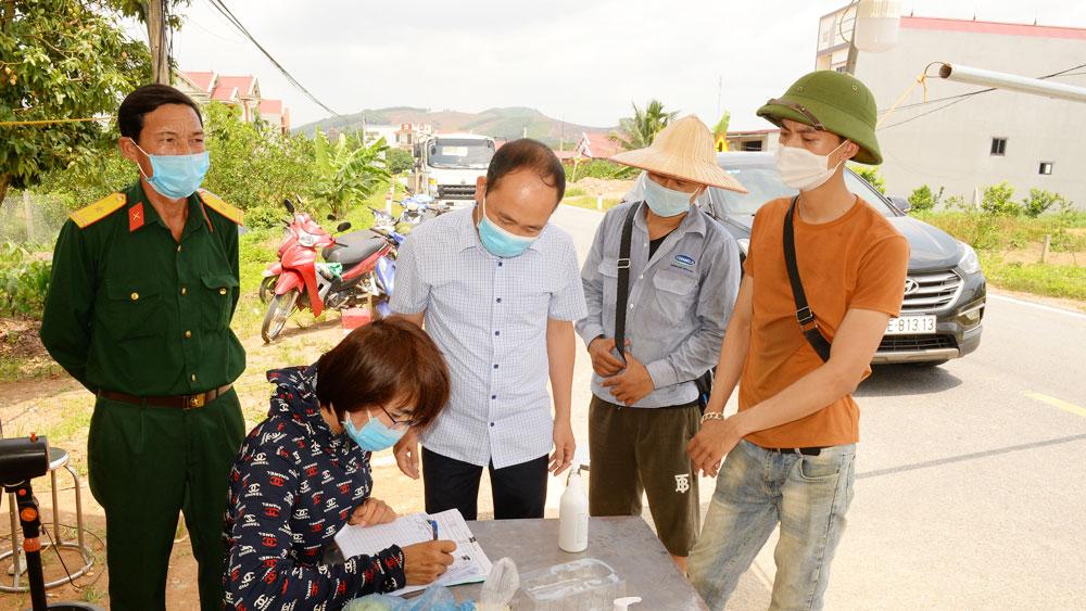 Bắc Giang, Covid-19, sản xuất, tiêu thụ vải thiều, Tân Yên, Lục Ngạn
