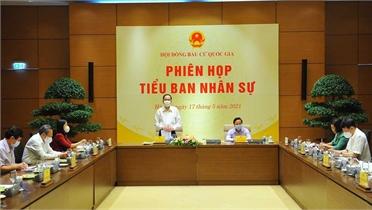 Phó Chủ tịch Thường trực Quốc hội Trần Thanh Mẫn: Phối hợp chặt chẽ, tham mưu, giải quyết chính xác vấn đề nhân sự