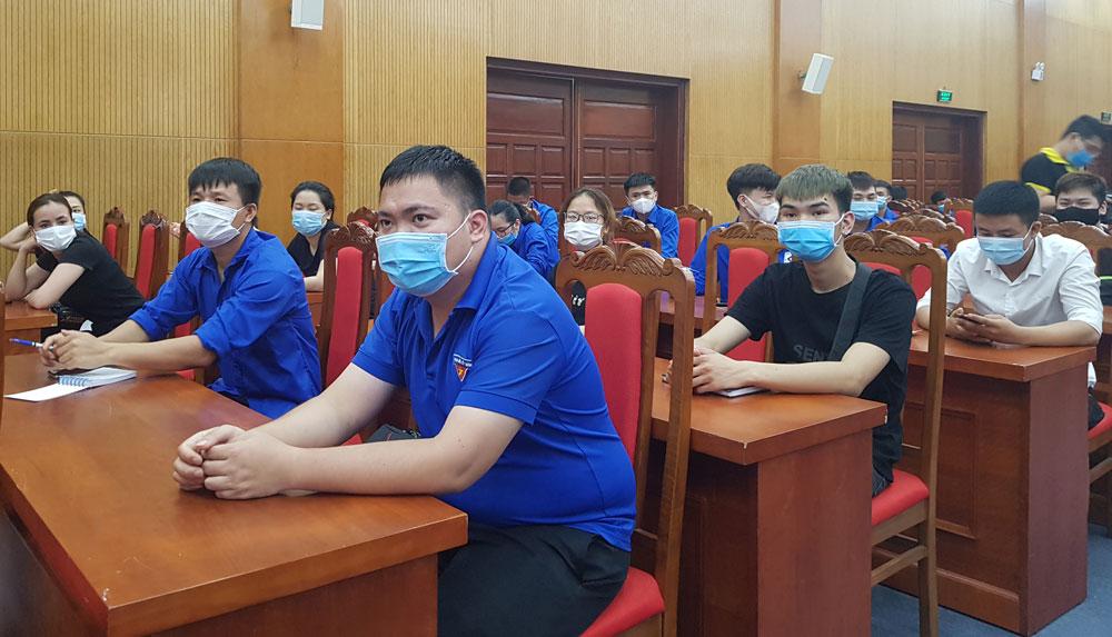 Covid-19, TP Bắc Giang, Bắc Giang, y bác sĩ, tình nguyện