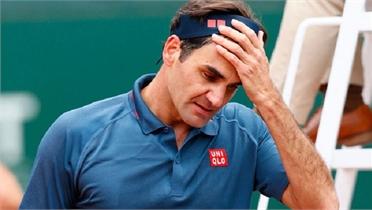 Federer thua tay vợt số 75 thế giới