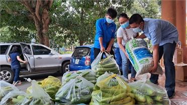 Một ngày ở tâm dịch Việt Yên