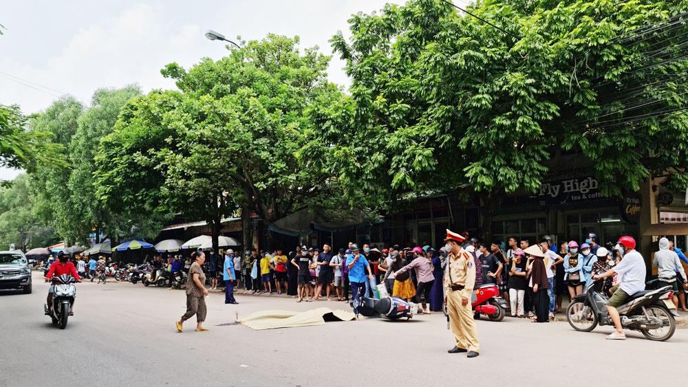 Bản án về vi phạm an toàn giao thông: Hối hận thì đã muộn