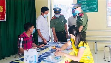 Bắc Giang: Bảo đảm tuyệt đối  an ninh, an toàn cho ngày bầu cử