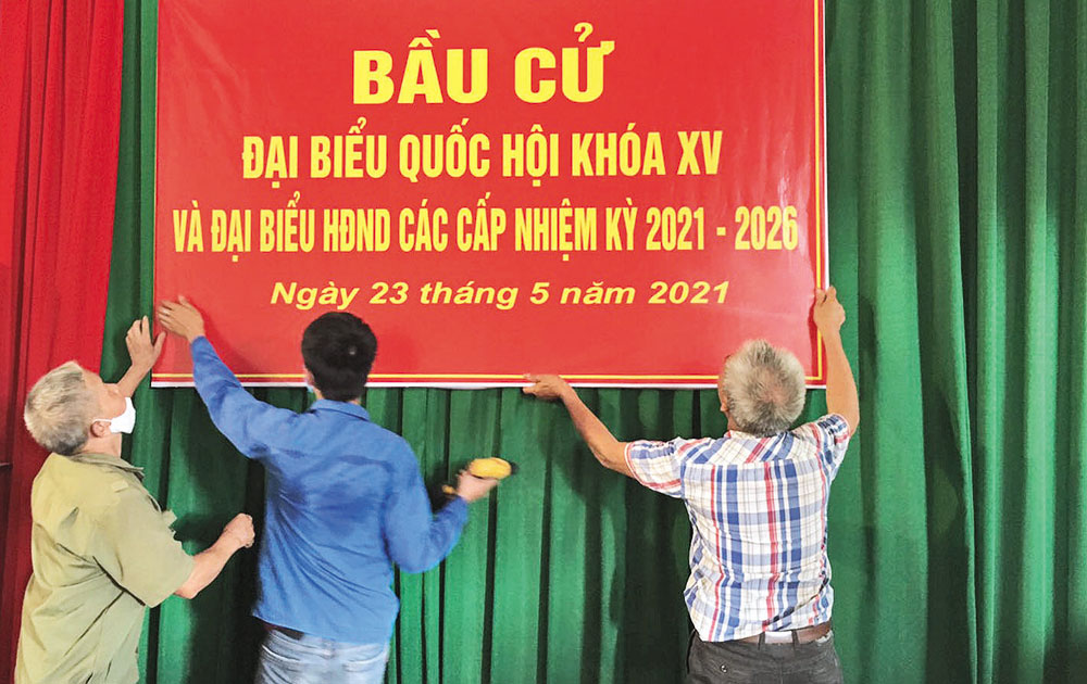 Get ready, general election, Bac Giang province,  election committee, National Assembly, People's Councils, Covid-19 pandemic