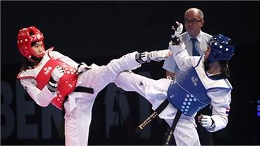 Kim Tuyền đem về suất Olympic cho Taekwondo Việt Nam