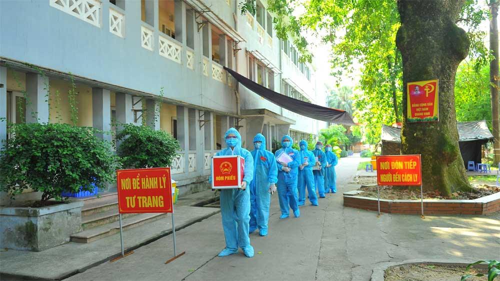 Ngày bầu cử đặc biệt , Bắc Ninh