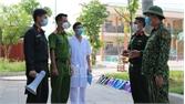 Lục Nam: Thi ảnh tuyên truyền về bầu cử và phòng, chống dịch