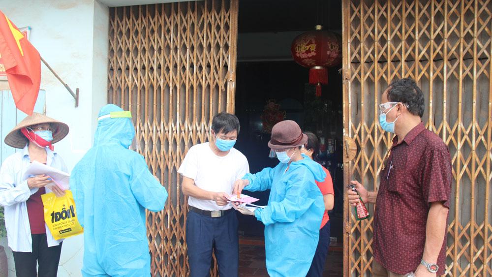 Bắc Giang, bầu cử quốc hội, dịch Covid-19, Yên Dũng, Mai Sơn, Phó Chủ tịch.