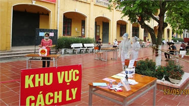 Bắc Giang: Đến 11 giờ ngày 23/5, cử tri đi bầu cử đạt 53,3%