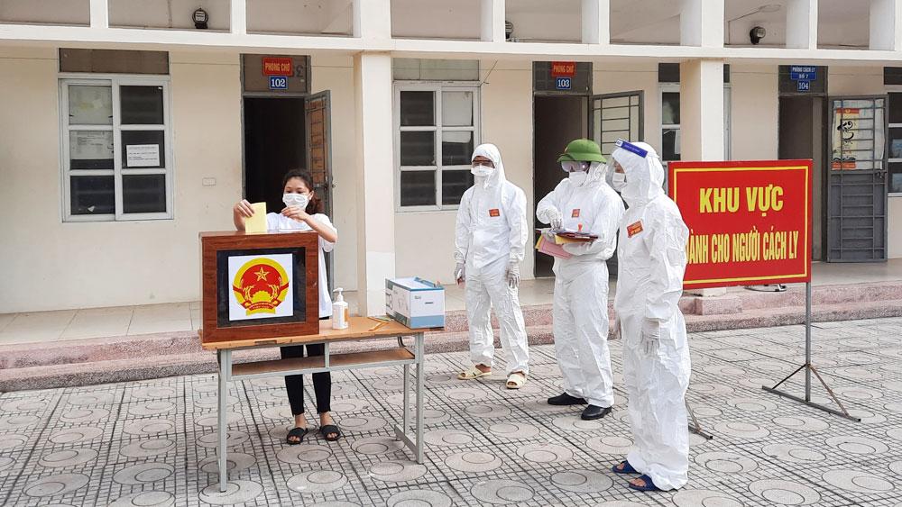 Bắc Giang, bầu cử, việt yên