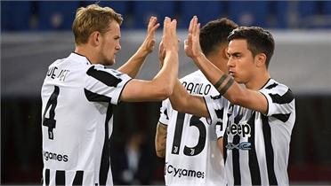 Juventus giành quyền dự Champions League
