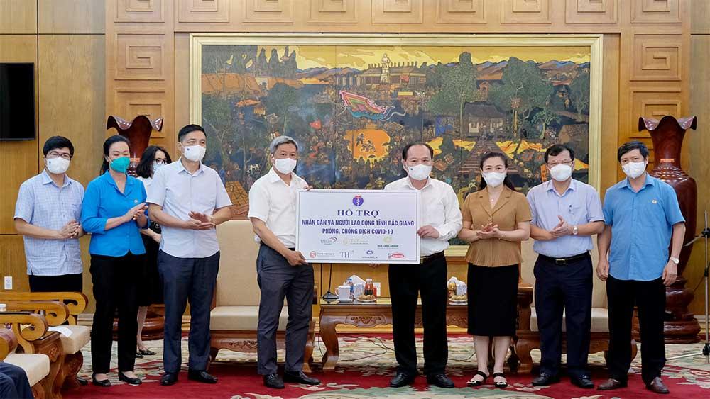 Bộ trưởng,  Bộ Y tế, kêu gọi, cả nước trợ giúp Bắc Ninh, Bắc Giang vượt khó chống dịch Covid-19