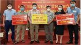 Huyện Sơn Động tiếp nhận hơn 1,3 tỷ đồng ủng hộ phòng, chống dịch