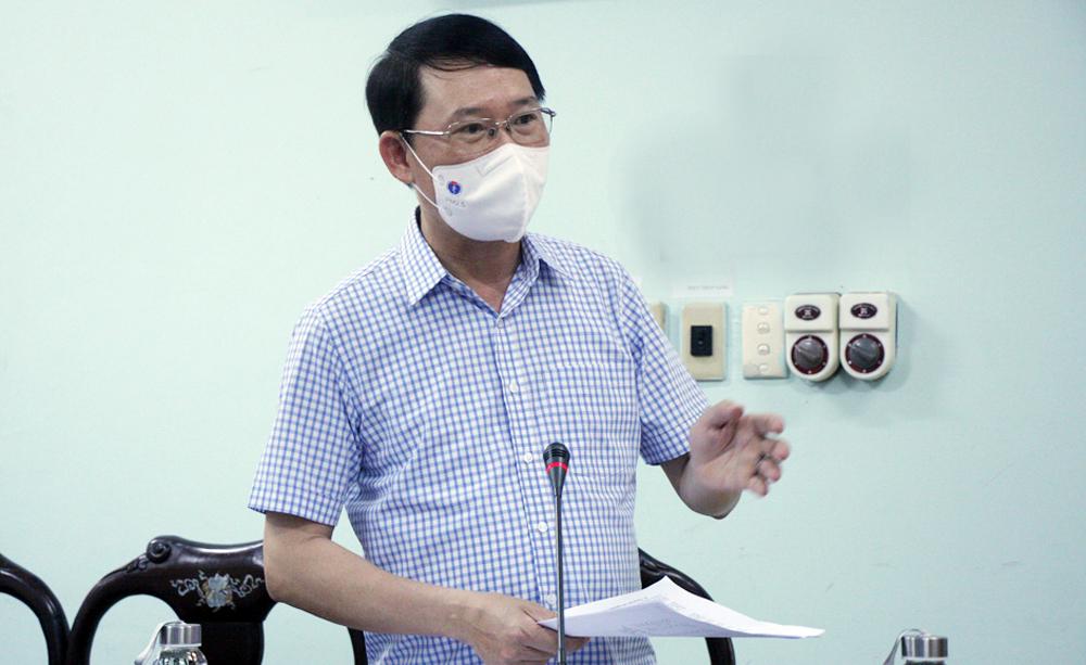 Bắc Giang, phòng chống dịch, Bộ Y tế, lấy mẫu xét nghiệm