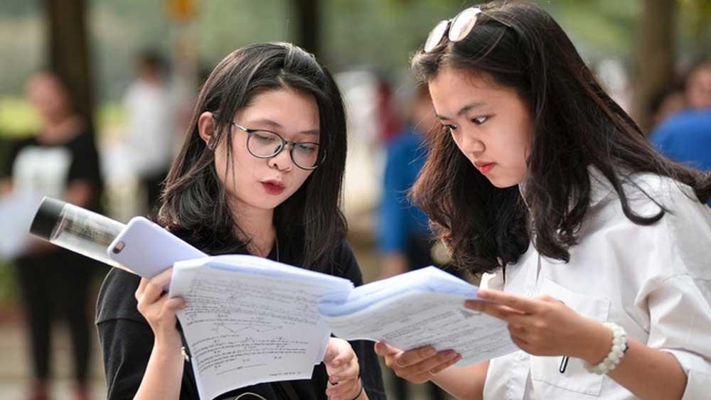Lý do khiến 222.500 thí sinh thi chỉ xét tốt nghiệp, không xét tuyển đại học