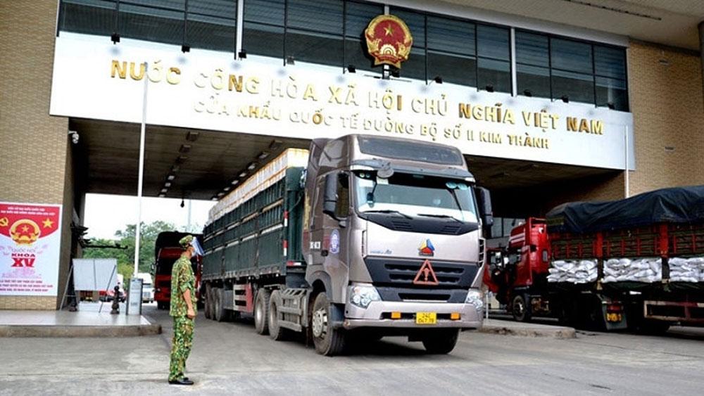 Around 3,400 tonnes of lychees shipped to China via Kim Thanh border gate