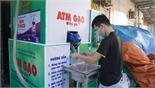 """Đã có """"ATM gạo"""" cho công nhân Bắc Giang"""