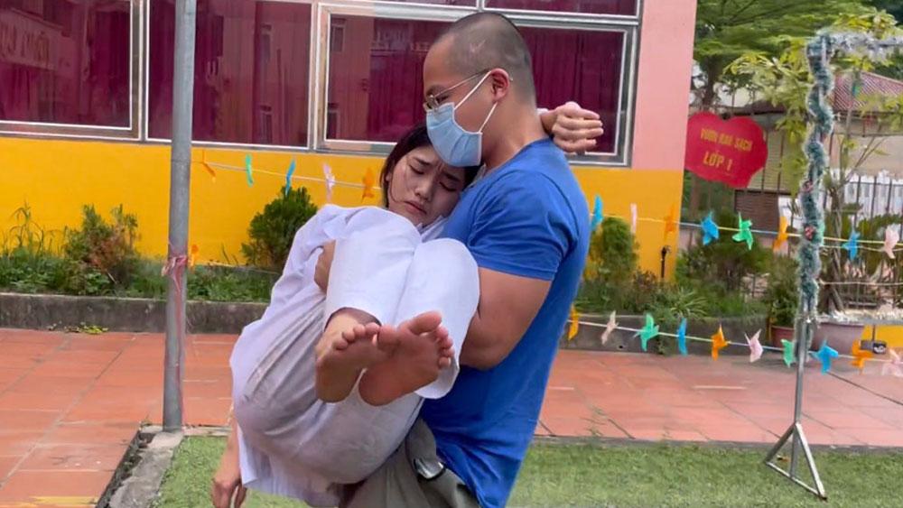 Bắc Giang, Việt Yên, coovid-19, rà soát, y tế, bác sĩ