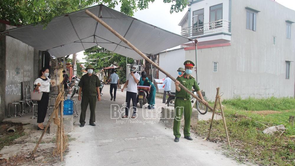 Covid-19, test nhanh, Bắc Giang, dịch bệnh, Việt Yên.
