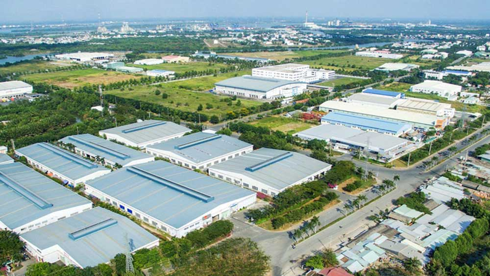 Ba xu hướng, phát triển bất động sản, công nghiệp, 2021