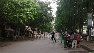 Bắc Giang: Ngày 30/5, xử phạt 97 trường hợp vi phạm về phòng, chống dịch
