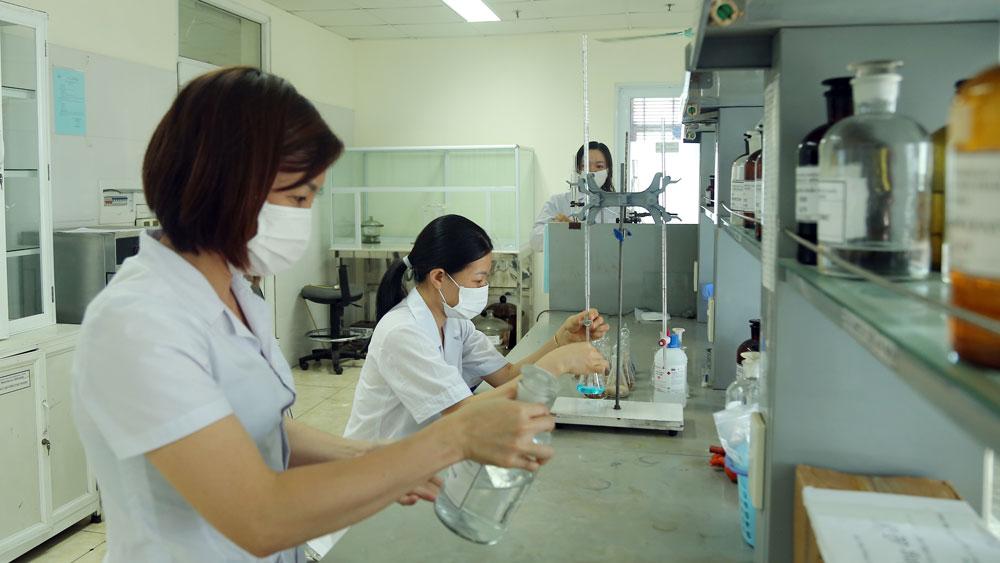 Đảng bộ Các cơ quan tỉnh Bắc Giang: Mỗi đơn vị một điển hình làm theo Bác