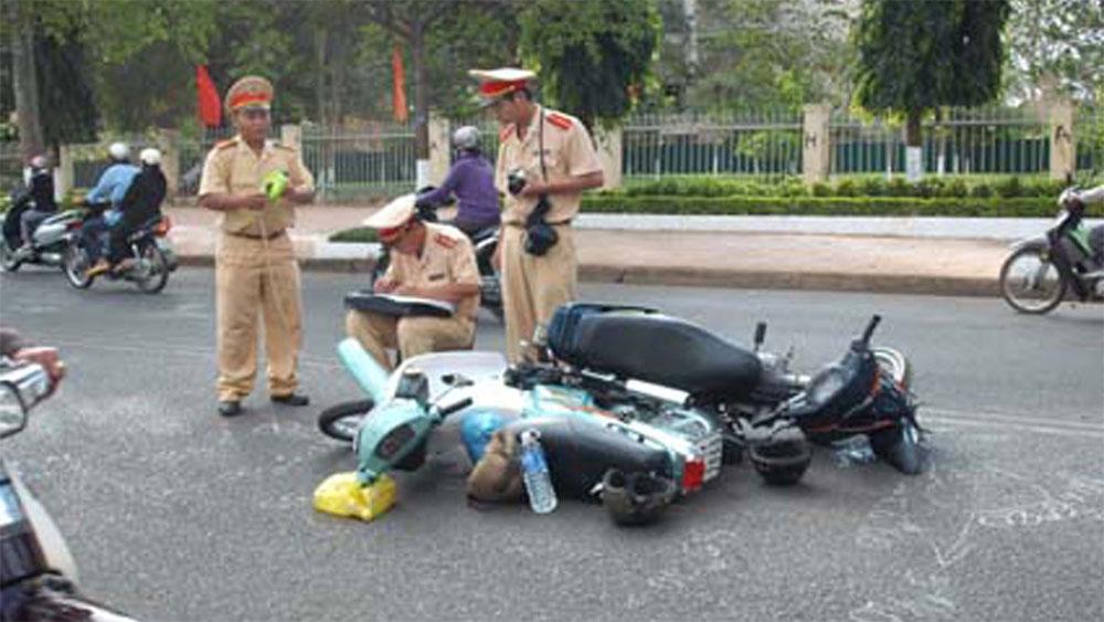 Hơn 2.600 người chết vì tai nạn giao thông trong 5 tháng đầu năm 2021