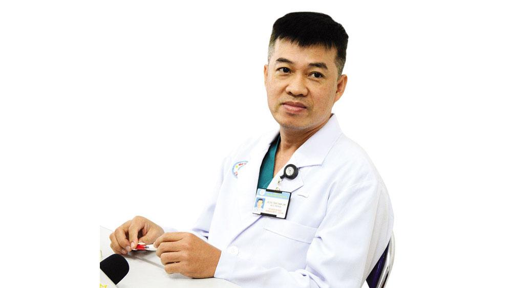 Bác sĩ BV Chợ Rẫy