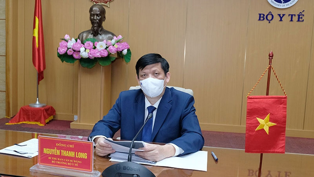 Vietnam, more international support, accessing Covid-19 vaccines, COVAX Facility,  supply of vaccines