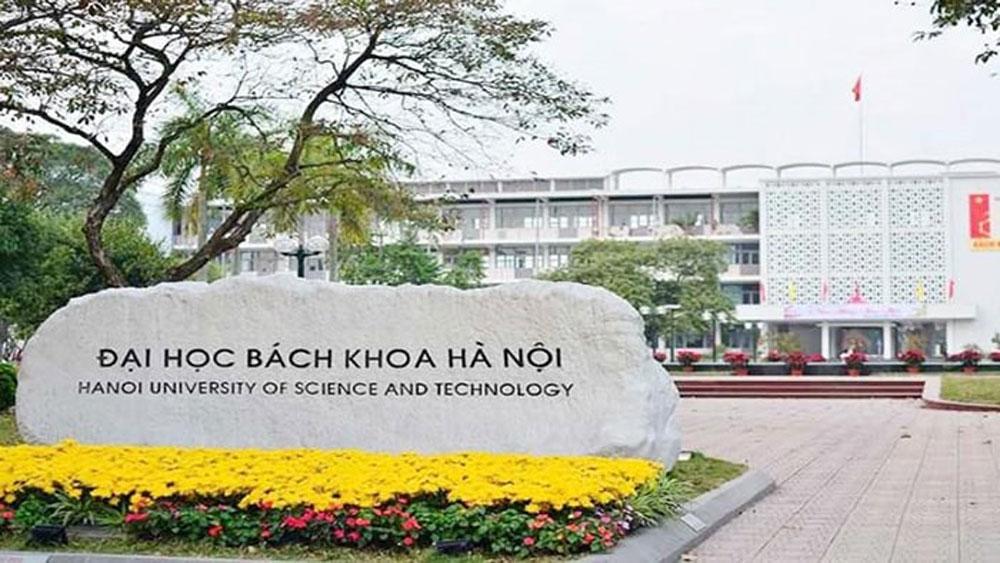 Ba đại học Việt Nam vào top 500 châu Á
