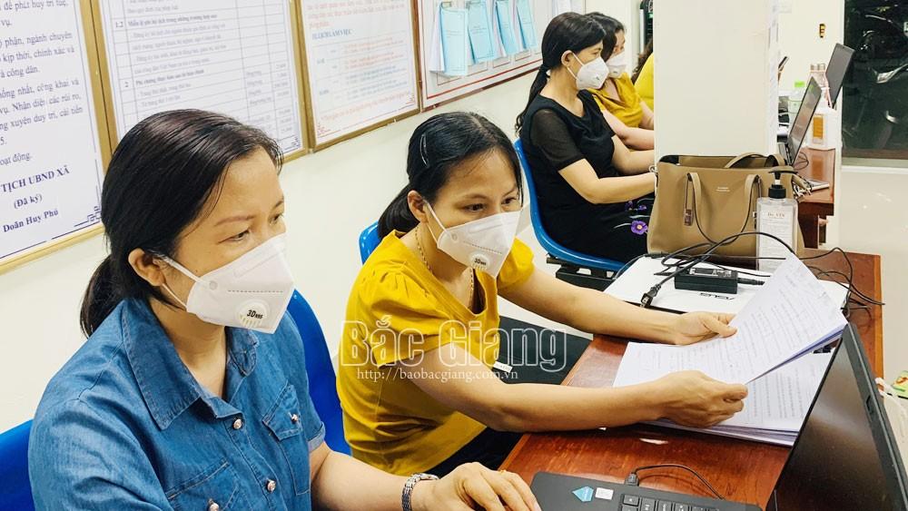 Bắc Giang, giáo dục, chống dịch, covid, Lục Nam, Vũ Thanh Hải